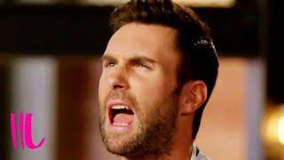 The Voice Outtakes: Blake Shelton & Adam Levine Goof Off