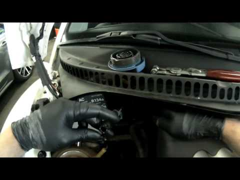 New Beetle Water Pump Quick Check