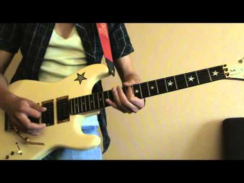 Bon Jovi Burning For Love Guitar