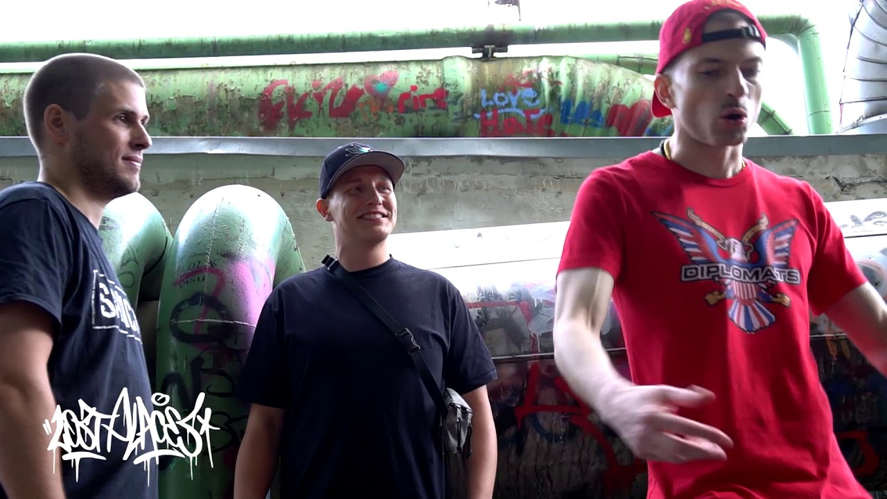 Mars B. vs Tollschock | BRB - Lost Places Vol 1.