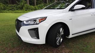 2019 Hyundai Ioniq Hybrid Limited Quick Look
