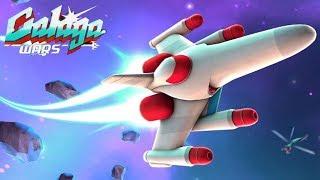 Galaga Wars - BANDAI NAMCO Entertainment Europe Level 1-2 Walkthrough