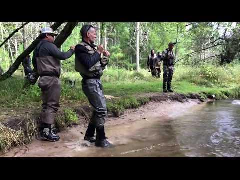 Salmon Fishing Pere Marquette 2018