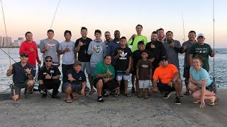 Fishing With Subscribers. Kewalo Community Meetup October 2018
