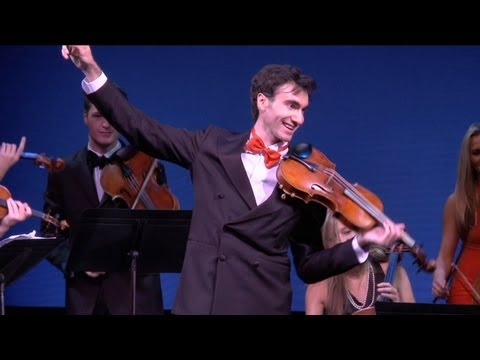 Astor Piazzolla's Primavera Porteña - David Aaron Carpenter