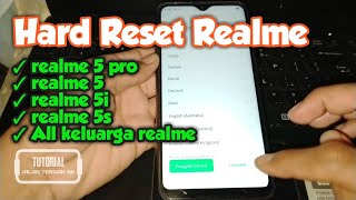 Cara Hard Reset HP Realme C11 Lupa Sandi /Lupa Password TANPA PC  (Without Computer).