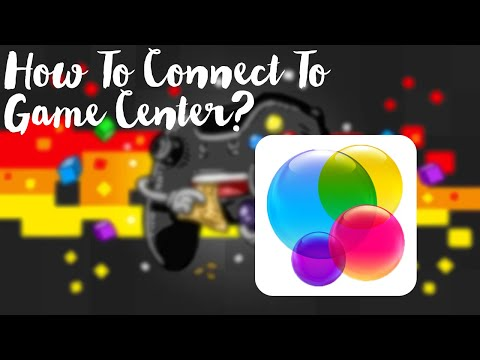How To Connect To Game Center?