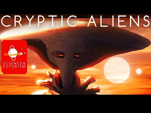 Cryptic Aliens