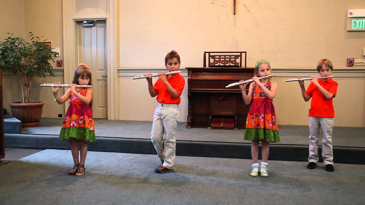The Orioles performance on Flute by the Sea Festival