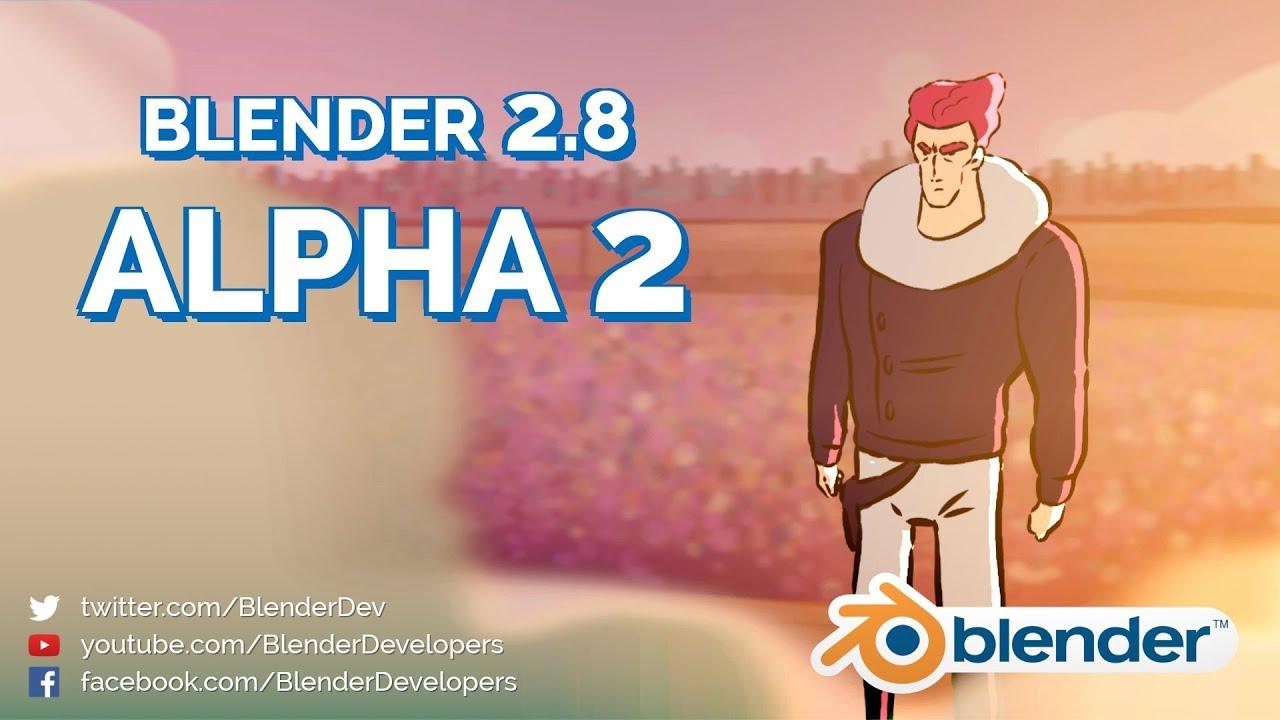 Blender 2 8 Planning Update — Blender Developers Blog