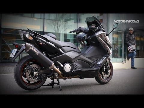 Essai Yamaha T-Max 530 Sport