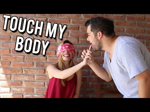 TOCAMOS NUESTROS CUERPOS   TOUCH MY BODY CHALLENGE   Lyna Vlogs ft. Cerso