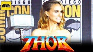 Thor: Love & Thunder - Marvel Phase 4 Comic Con Panel Explained