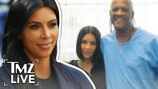 Kim K Get's Backlash Over Death Row Inmate Support | TMZ Live