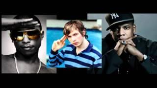 DJ Reset MASHUP - Beck, Pharrell, Jay-Z - FRONTIN