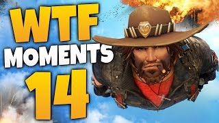 Overwatch WTF Moments #14