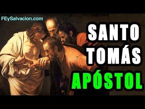 VIDA DE SANTO TOMÁS APÓSTOL | LOS 12 DISCÍPULOS DE JESÚS | Fe y Salvación