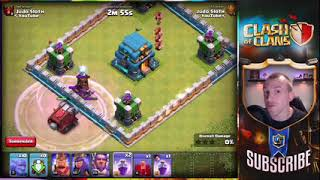 new siege machines explanied -clans update-how to use siege machine-coc town hall 12!