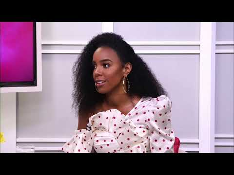 KELLY ROWLAND IS CHATTING FALL FASHION, DESTINY'S CHILD MEMORIES AND MORE!