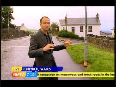 WELSH WONDER LUCIE JONES FROM X FACTOR ..    TV REPORT FROM HOME TOWN PENTYRCH