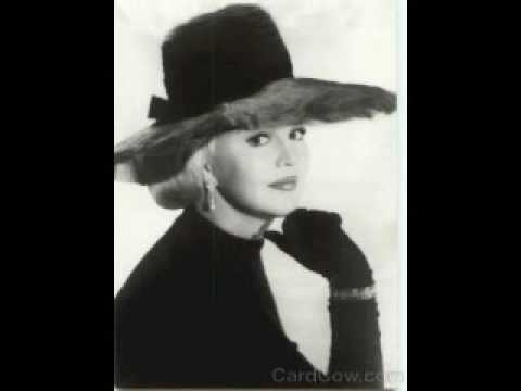 Peggy Lee - I Enjoy Being A Girl