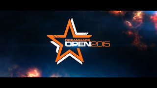 Dreamhack Open 2015 Premiere Trailer