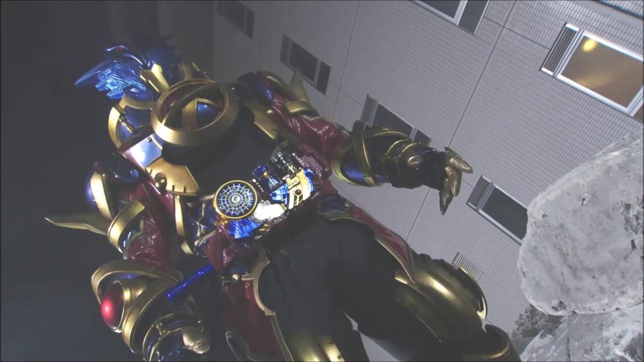 Kamen Rider Evol Dragon Form Henshin Sound - YouTube