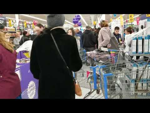 WALMART BLACK FRIDAY MADNESS 2018