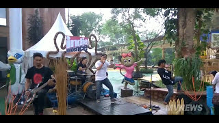 METALCORE - TRALIZE - END OF SANITY LIVE at INDIEFEST JUNGLELAND