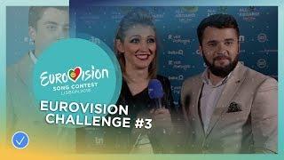 Eurovision Challenge #3: Eurovision Quiz