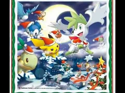 Pikachu and Piplup - The Very First Christmas to Me