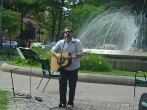 Sean P Rogan  at WBRU's Music in the Park