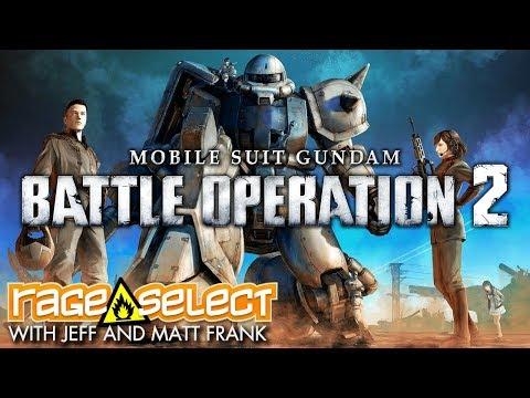 Mobile Suit Gundam: Battle Operation 2 (The Dojo) Let's Play