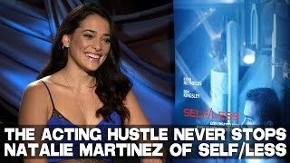 The Acting Hustle Never Stops by Natalie Martinez of SELF/LESS