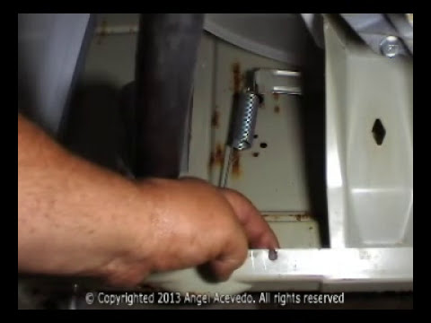 Tub Counterbalance Suspension Spring Whirlpool Washer