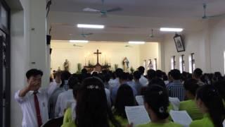 Bộ lễ tình thương (ca đoàn Pio X gx tân độ )