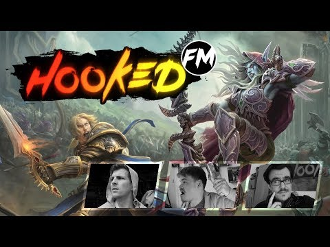 Hooked FM #147 - BlizzCon 2017, Call of Duty: WW2, Wolfenstein 2, Observer & mehr!