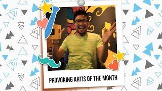 Provoking Artist of the Month - Tips Jadi Penyiar yang Baik dan Benar dari Imam Darto