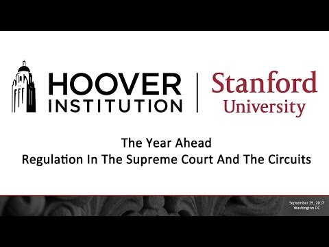 The Year Ahead: Regulation In The Supreme Court And The Circuits