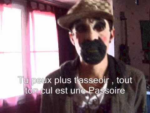 JEAN FENTE (le Clochard Magique et Mysterieux !) -  RAP EN SON HONNEUR !