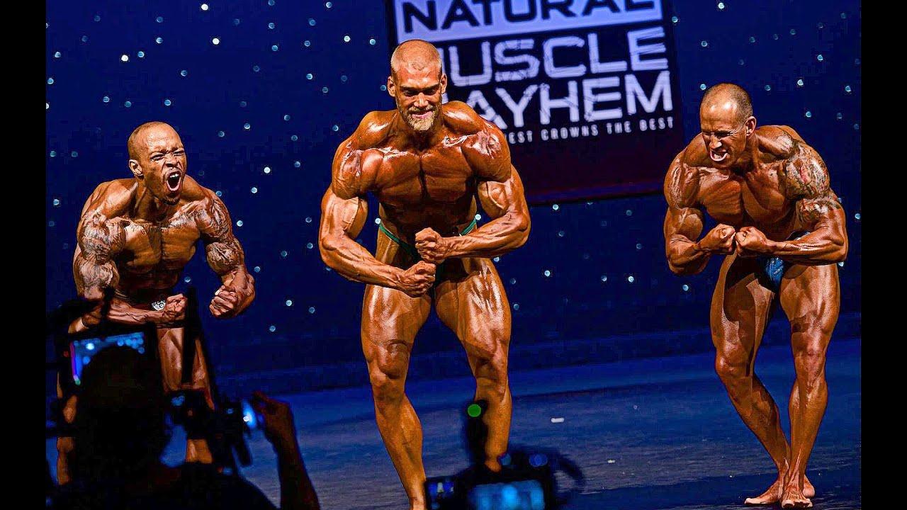 bodybuilding entwässern