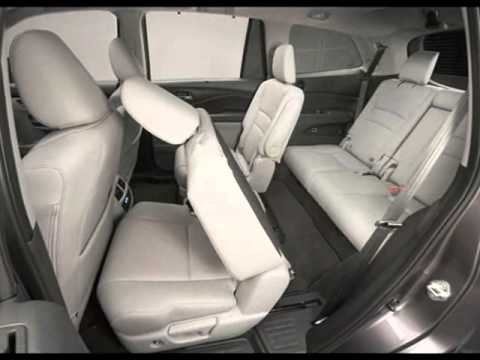 All New 2016 Honda Pilot Us Spec Interior