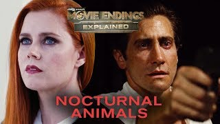 Nocturnal Animals - Movie Endings Explained