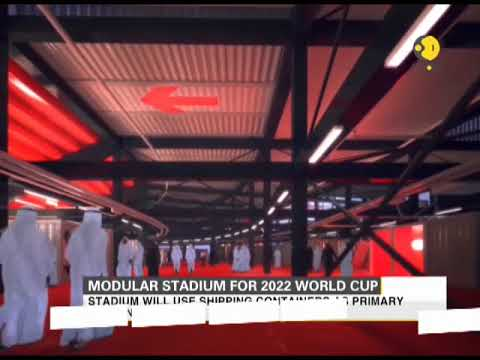Qatar plans to build modular stadium for 2020 FIFA World Cup
