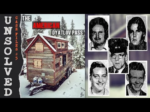 The AMERICAN Dyatlov Pass Case