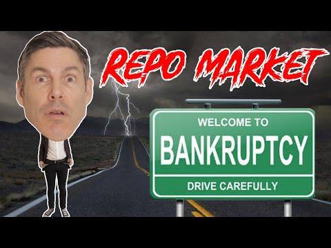 Repo Market Update: Bank Insolvency Secrets REVEALED!