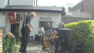 The Hardliners, Gig in the Garden, 31 August 2020