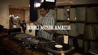 ECHOES X FREKUENSI ANTARA : DJOKI MUSIK AMATIR (indonesian, reggae, house vinyl dj set)