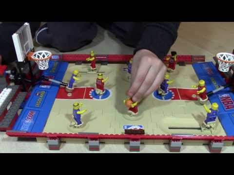 LEGO BASKETBALL - Let's build and play