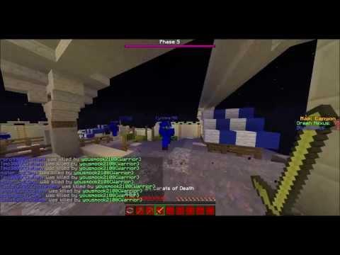 Minecraft: Annihilation Hackers